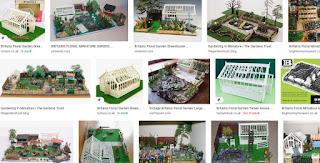 Paul Stadinger,TJF,Stad's,Plasticville,I,Bachmann,Britains, Floral Garden
