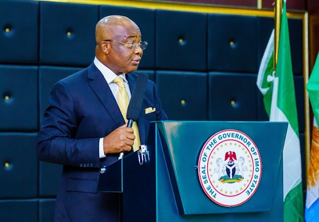 'Uzodinma Saved Himself Of The Embarrassment Of Being Chased Out Of Abuja By Returning To Imo' - Barr. Nwagwu