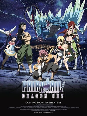 Fairy Tail: Dragon Cry [HDL] 300MB [Sub.Español] (MEGA)