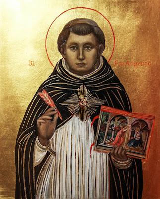 Imagem do Beato Fra Angélico, ícone, #1