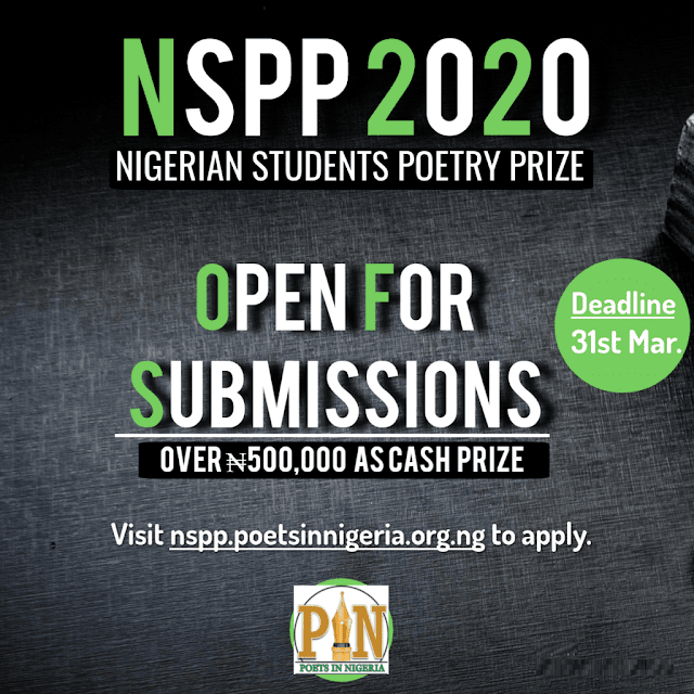The Nigerian students poetry prize