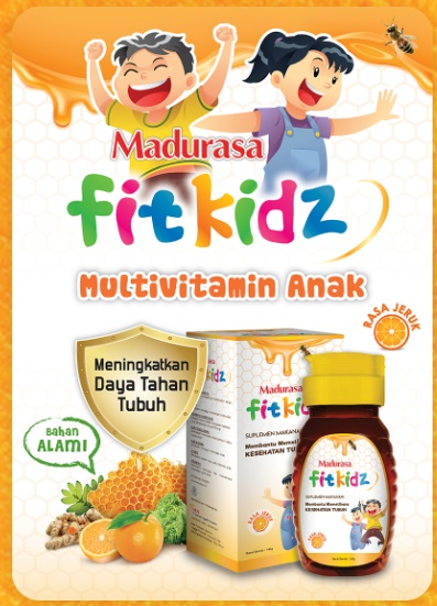 Madurasa Fitkidz, Anak Sehat dan Kuat Bunda Bahagia