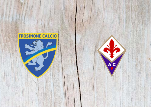 Frosinone vs Fiorentina - Highlights 09 November 2018