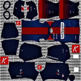 Crotone 2020 Home Kits DLS 2021