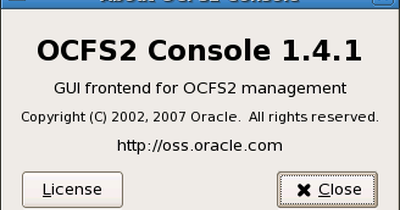 OCFS2 (Oracle Cluster File System) + VMWare Multi-Writer