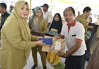 UKM di Kabupaten Bima Terima Bantuan  Hibah Peralatan dari Diskop dan UKM