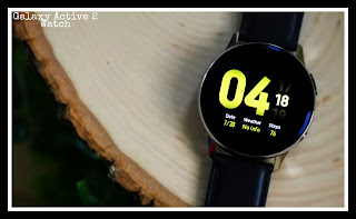Galaxy Active 2 watch - specifications