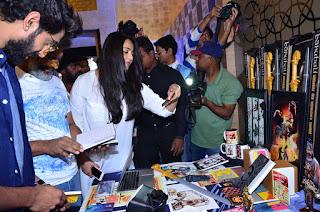 world of baahubali press meet photos