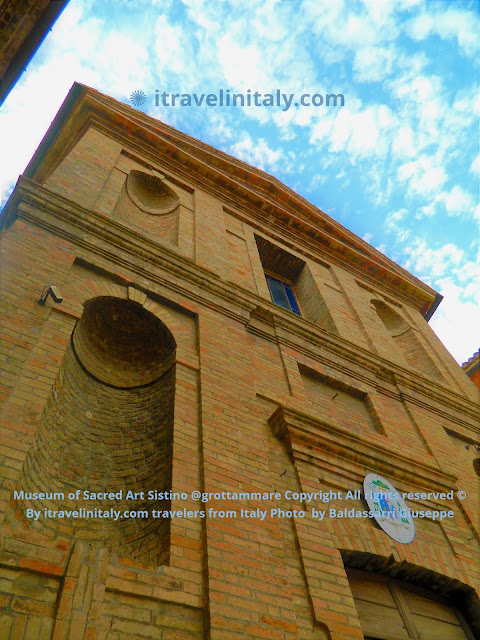 Museum of Sacred Art Sistino @grottammare Copyright All rights reserved © By itravelinitaly.com travelers from Italy Photo OnGoogleMaps by Baldassarri Giuseppe Visual Storytelling .