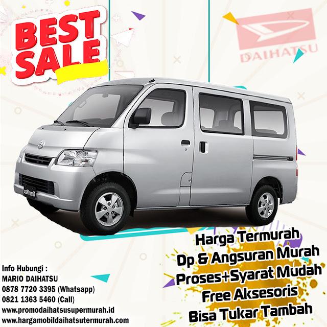 daihatsu gran max minibus 2020