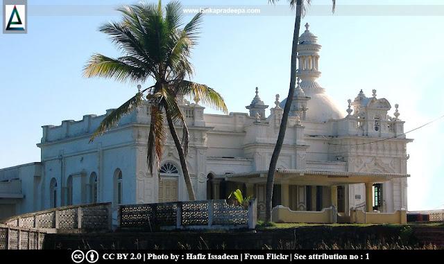 Ketchimalai Mosque, Beruwala