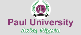 Paul University Post UTME Questions précédentes