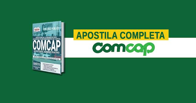 Apostila Concurso COMCAP - Florianópolis/SC