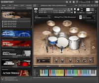 Download Native Instruments Abbey Road 60s Drummer KONTAKT Library