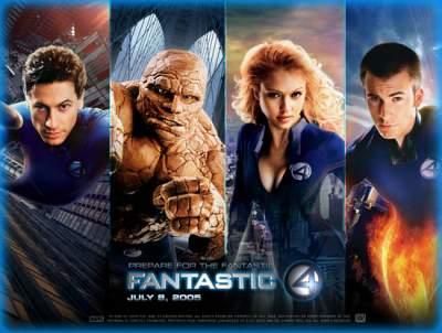 Fantastic 4 Rise of the Silver Surfer (2007) Hindi + Tamil + Eng Full Movies 480p