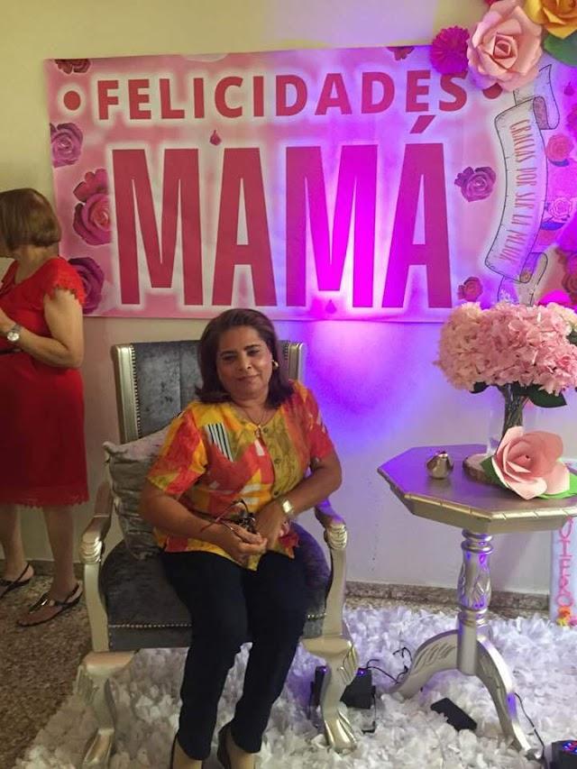 Falleció la señora Cristina Rodríguez, pasada presidente del Voluntariado del Hospital Darío Contreras.
