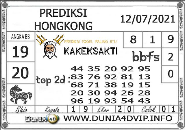 Prediksi Togel HONGKONG DUNIA4D 12 JULI 2021