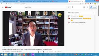 Bahasa Indonesia Makin Diminati Di Korea Selatan