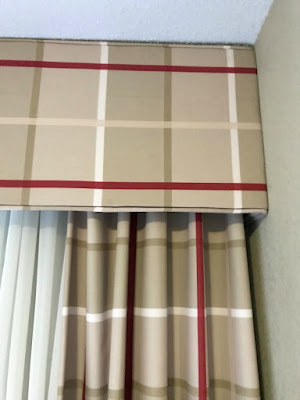 Raddison plaid curtains for project inspiration