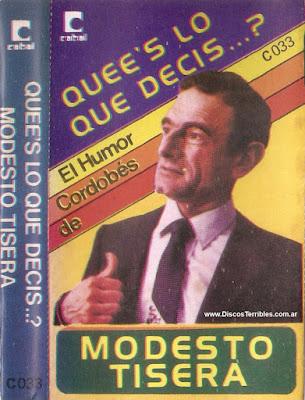 Elvio Modesto Tisera