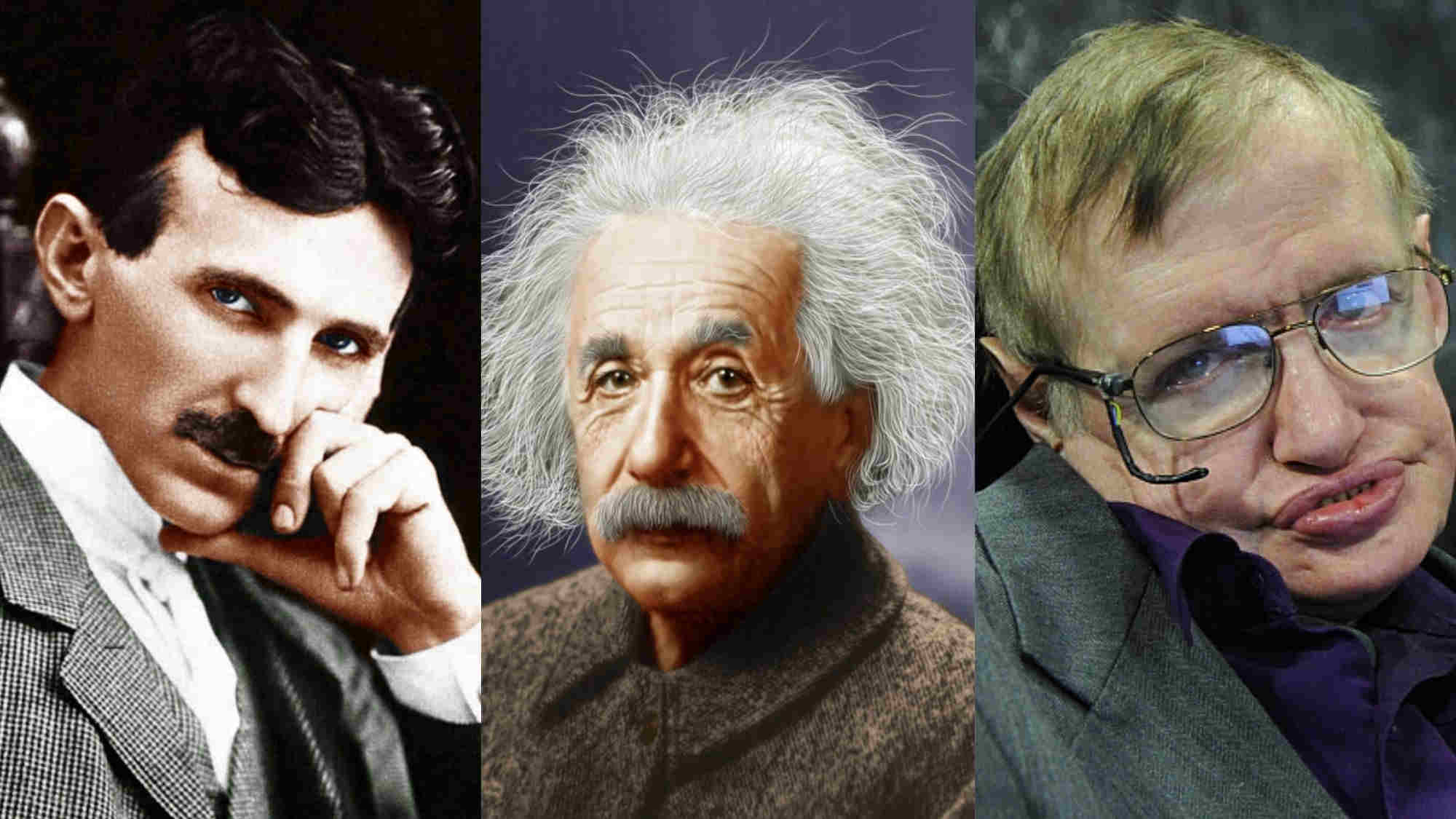 why do people become scientists?