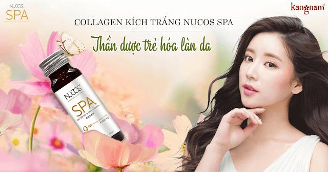 Nucos spa collagen có tốt