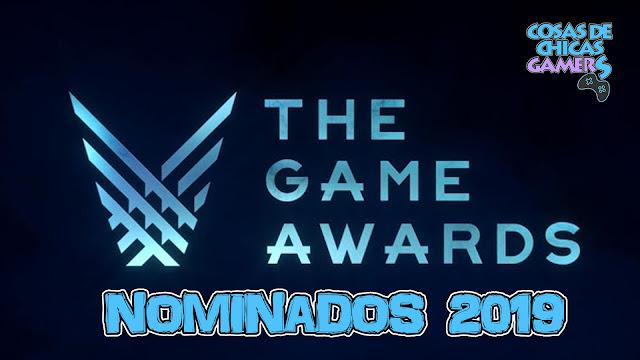 Lista de nominados The Game Awards 2019