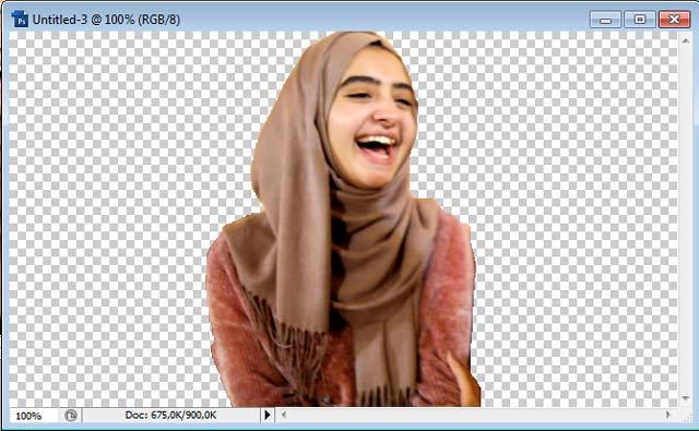 Cara Menghapus Background Foto dengan Quick Selection di Photoshop 229