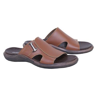 Sandal Kulit Pria Catenzo TU 034