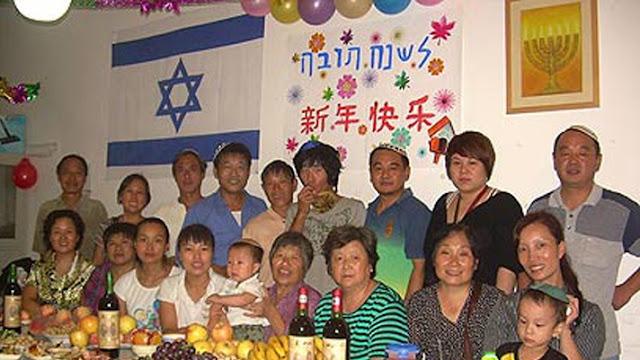 Inilah Jejak Yahudi Sipit yang Bermukim di Kaifeng Cina