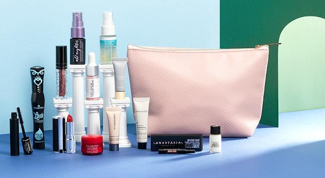 Feelunque Iconic Makeup Beauty Bag - GWP