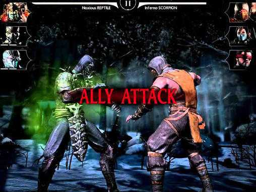 Mortal Combat X Mod Apk 1 21 0 (Unlimited Coins/Unlocked