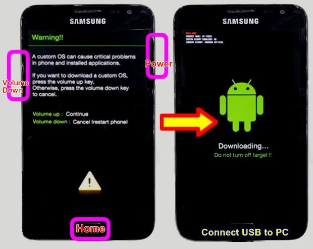 حل مشكلة نسيان كلمة السر لجميع هواتف Samsung Galaxy سيلينا