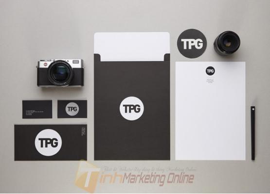Bộ nhận diện thương hiệu TPG
