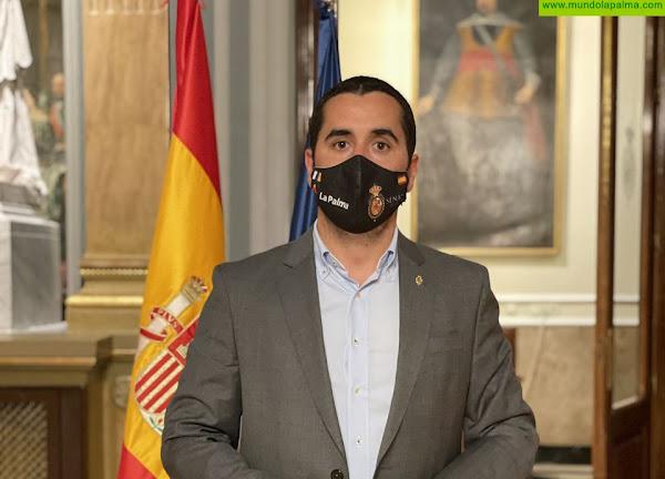 Perez Sicilia pide al Gobierno de España un compromiso para que se permita la pesca del Sable Negro en La Palma