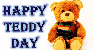 Happy teddy day wishes