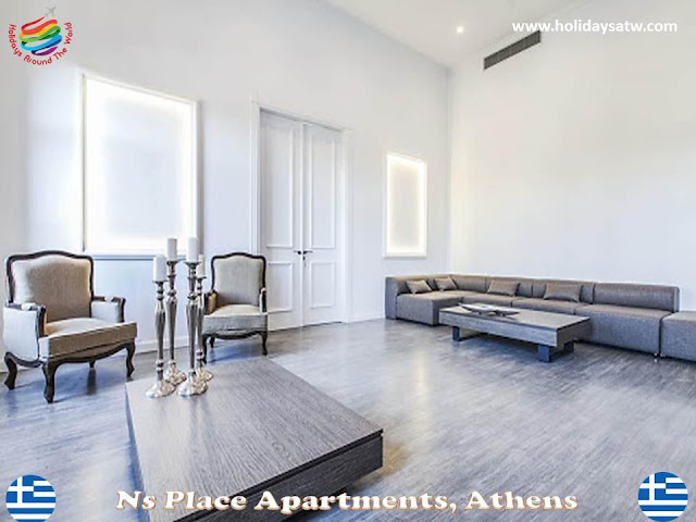 Apartments for rent in Athens