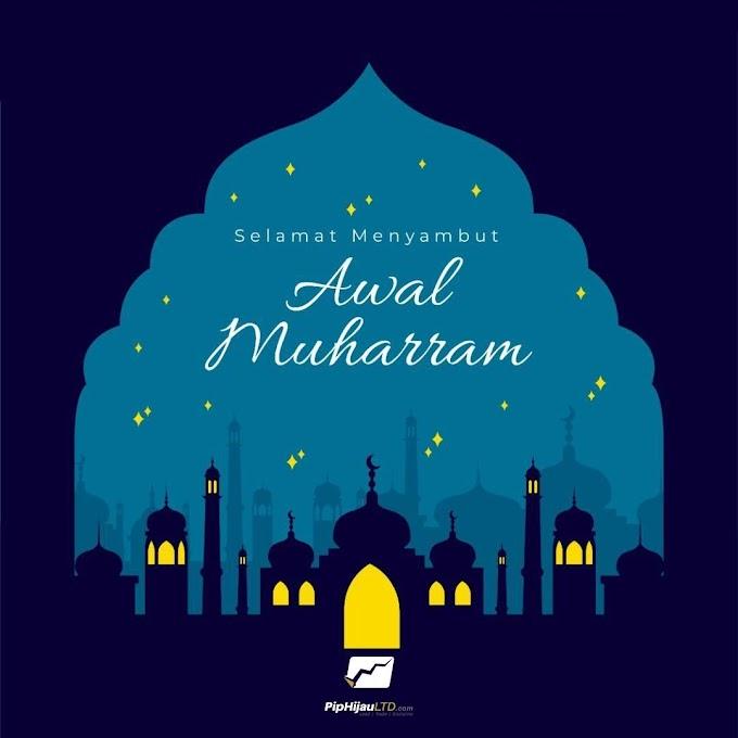 Salam Awal Muharam 1442H