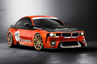 BMW 2002 Hommage (2016) Front Side