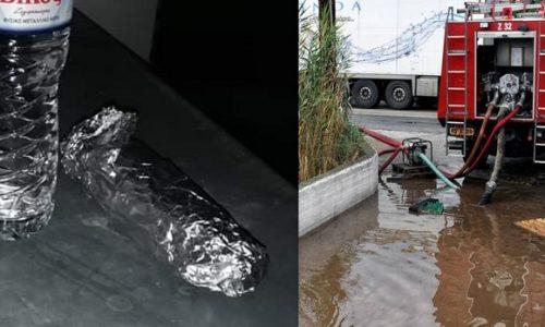 ΝΤΡΟΠΗ! / Ένα νερό κι ένα σάντουιτς για τους πυροσβέστες της Ηπείρου που συνδράμουν στην Καρδίτσα!