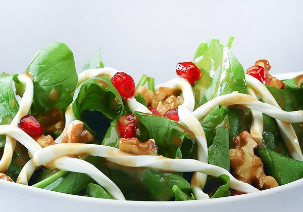 Benefits of the watercress salad for the diet