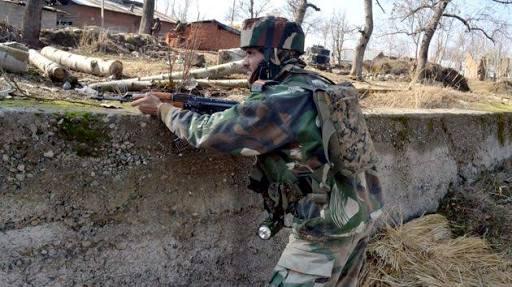 आईएएस कमांडर समेत चार आतंकी ढेर / Four terrorists including IAS commander were killed