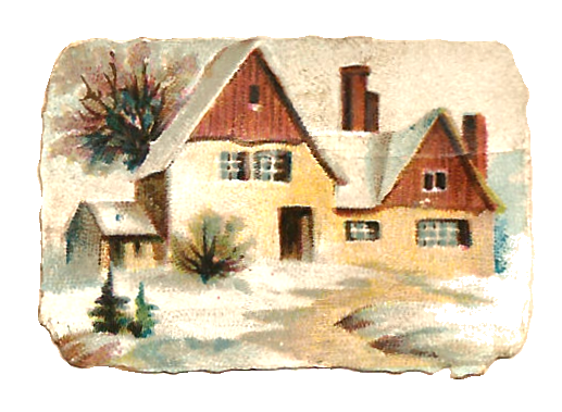 house winter clipart - photo #39