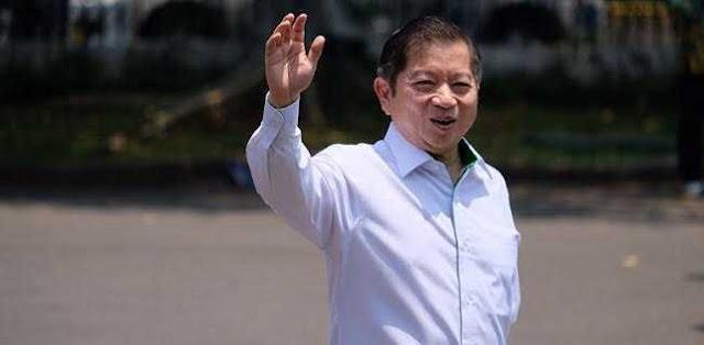 Diundang Jokowi, Politisi PPP Suharso Monoarfa Jadi Menteri Lagi