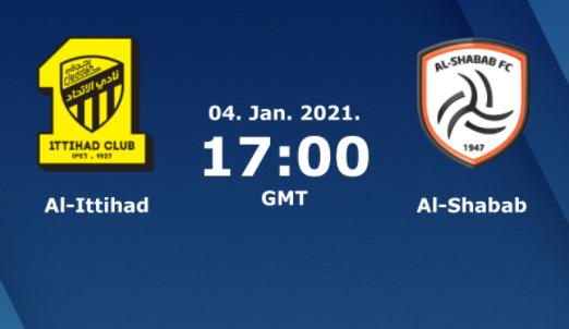 بث مباشر مباراة الاتحاد السعودي والشباب