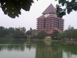 Mewahnya Perpustakaan Universitas Indonesia