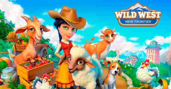 Download Wild West: New Frontier – Wild West Farm Game