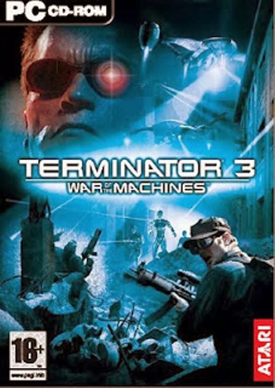 Terminator 3 war of the machines walkthrough