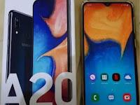 Flash Samsung Galaxy A20 SM-A205F Full Firmware