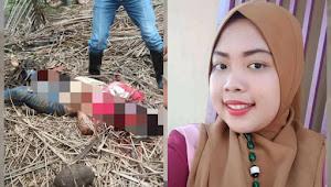 Ditemukan Mayat Wanita  Di Kebun Sawit